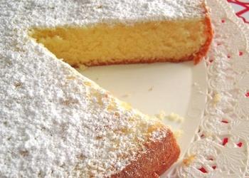 Biezpiena kūka ar mannu