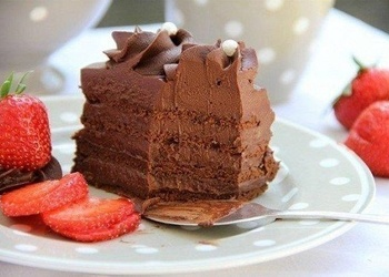 """Šokolādes torte bez miltiem """"Sapnis"""""""