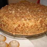 """Ātri pagatavojama torte """"Napoleons"""""""
