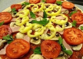 Plānā itāļu pica