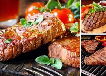 Kā pagatavot gardu un sātīgu steiku