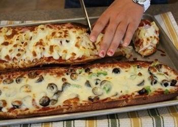 Ātrā picas maizīte 10 minūtēs