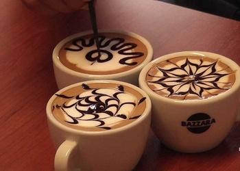 Kā skaisti pasniegt kafiju