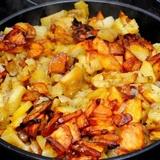 Taukos cepti kartupeļi
