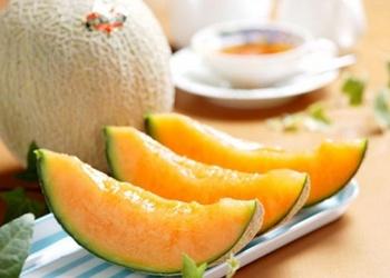 Melone ar medu