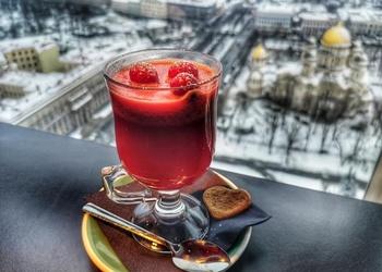 Bezalkoholiskais kokteilis – Karstā dzērvene