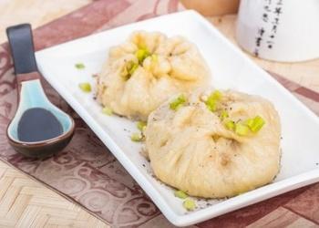 Gaļas pīrādziņi ķīniešu gaumē