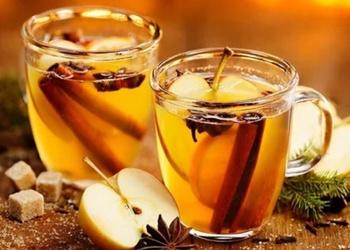 Ābolu-vaniļas tēja