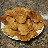 Ātrās vistas filejas kotletes
