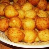 Пампушки из картoфеля