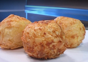 Kartupeļu kroketes - VIDEO RECEPTE