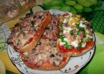 Garšīgas un sātīgas maizītes brokastīm vai vakariņām