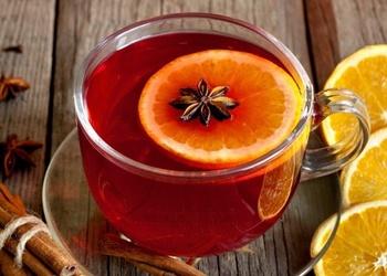 Dzērveņu tēja