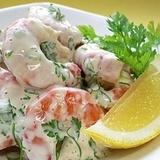 """Salāti """"Jūras svētki"""""""