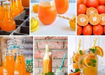 Apelsīnu limonāde