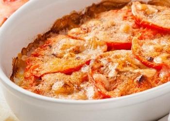 Vistas filejas un tomātu sacepums