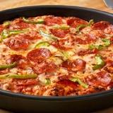 Ātrā pica pannā 10 minūtēs