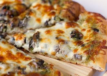 Portobello pica – vienkārša recepte drēgniem rudens vakariem