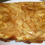 Ābolu maize - plātsmaize