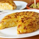Omlete ar kartupeļiem