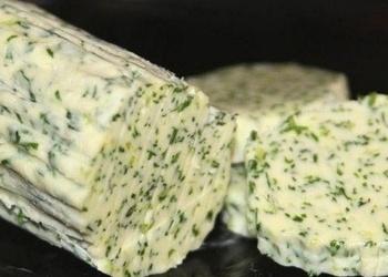 Ķiploku-diļļu sviests