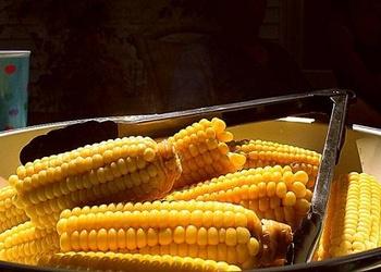 Kukurūzas vālītes ar sviestu un garšvielām