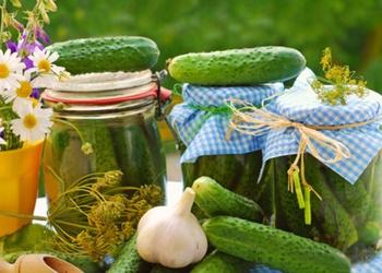 Marinādes recepte gurķiem