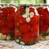 Marinēti tomāti