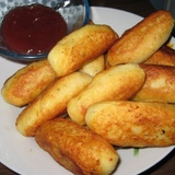 Kartupeļu stienīši