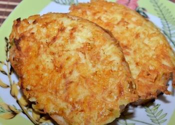 Karstmaizes ar kartupeļiem