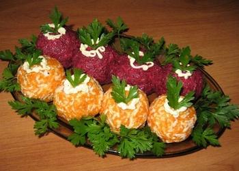 Salāti kā bumbiņas