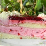 Dzērveņu krēms tortēm un kūkām