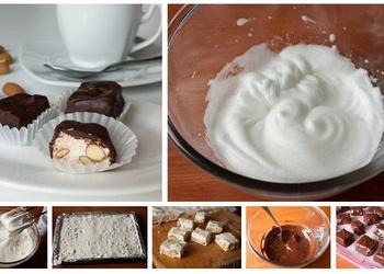 Riekstu masa šokolādē