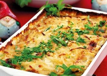 Brētliņu un kartupeļu sacepums