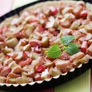 Ātri un viegli - Rabarberu pīrāgs