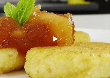 Kukurūzas putraimu plācenīši - VIDEO RECEPTE