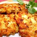 Kartupeļu pankūkas ar maltu vistas gaļu