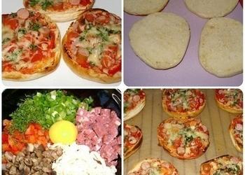 Mazās picas 15 minūtēs