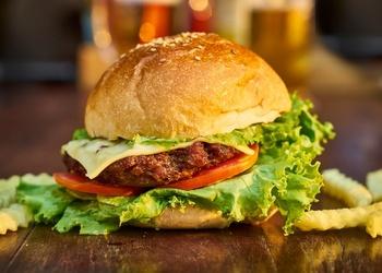 Hamburgers amerikāņu gaumē