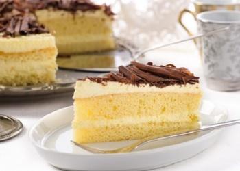 Šampānieša torte