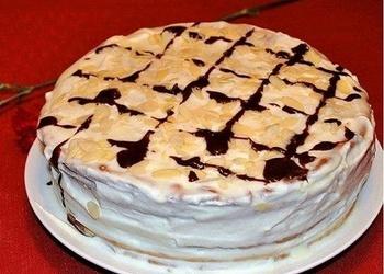 """Torte """"Madam Pompadūr"""""""