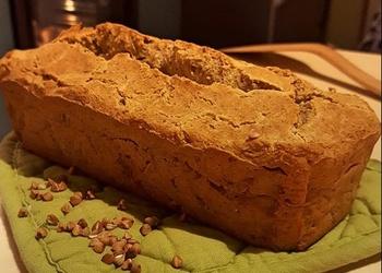 Ievas Brantes griķu maizes recepte